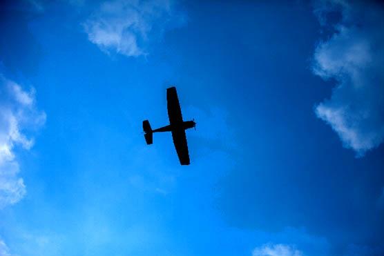 blueskywithplane