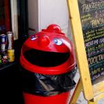ゴミ箱はいるのかいらないのか。