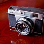 デジタルカメラの寿命。