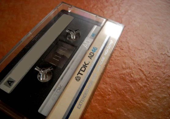 casettape
