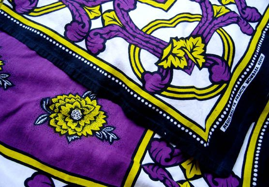 カンガ アフリカの布
