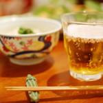 家飲み献立 9/23 酒肴としての肉豆腐他全4品の晩酌メニュー。