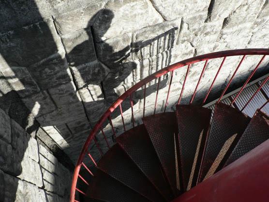downstair