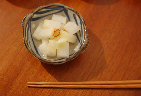 柚子大根 レシピ