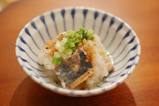 鯖のおろし和え レシピ 141218d