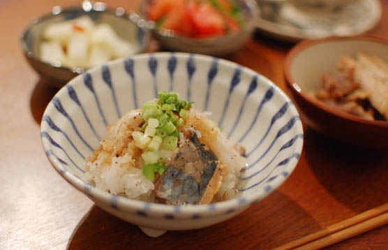 晩酌レシピ 鯖缶 141218d3