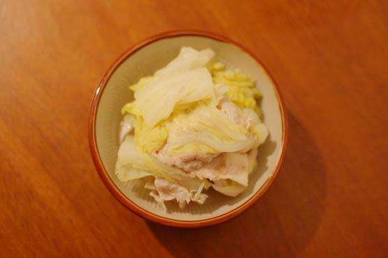 豚肉と白菜の重ね煮 150114d2