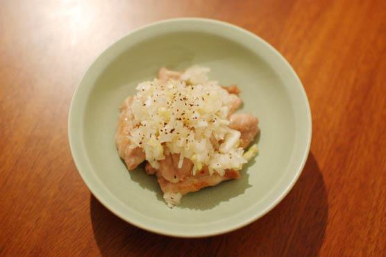 せせりの葱塩ダレ レシピ
