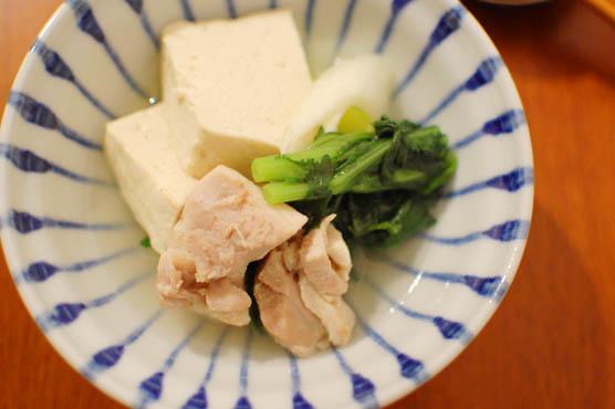 鶏豆腐 作り方 レシピ