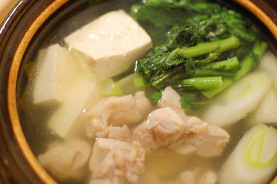 三州屋風鶏豆腐 自宅で レシピ