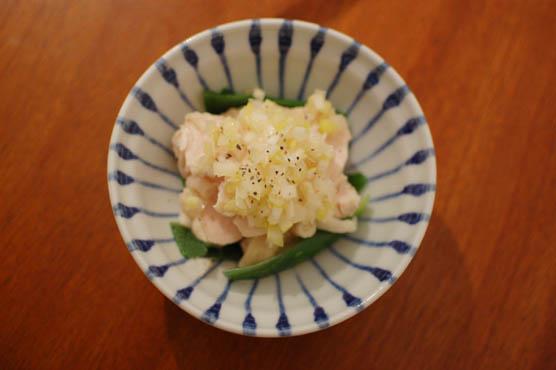 しっとり蒸し鶏の葱塩ダレ レシピ