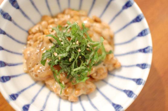 イカ納豆 レシピ