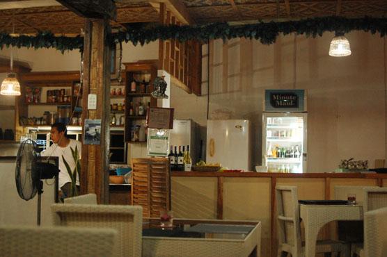 モアルボアル ランタウレストラン