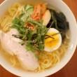 こんにゃく麺で韓国冷麺風