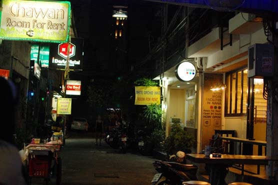 CheQinn Bangkok Chic Hostel
