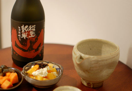 稲里純米 磯蔵酒造