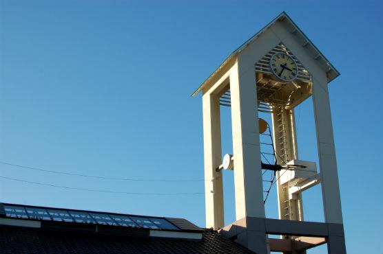 益子 時計塔