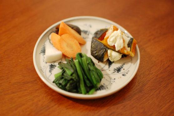 鍋料理の箸休め