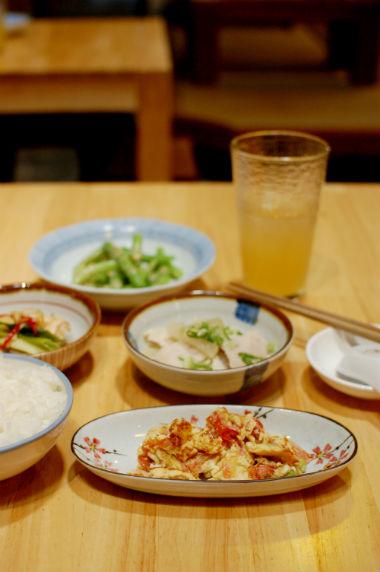 台南 小満食堂