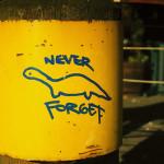 忘れることのありがたさ。