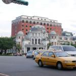 台湾一周一人旅  台北 駅近 空港移動に便利なホステル。