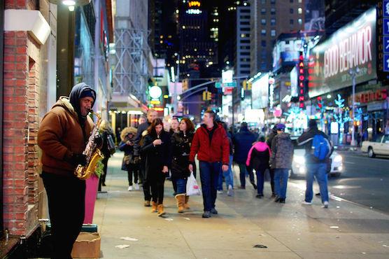 NYの治安と物価