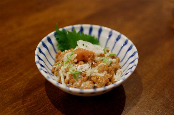 梅えのき納豆