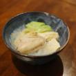 凍り豆腐と手羽先の煮もの