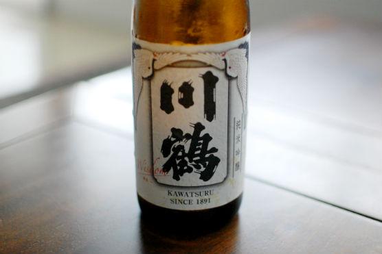 川鶴 純米吟醸