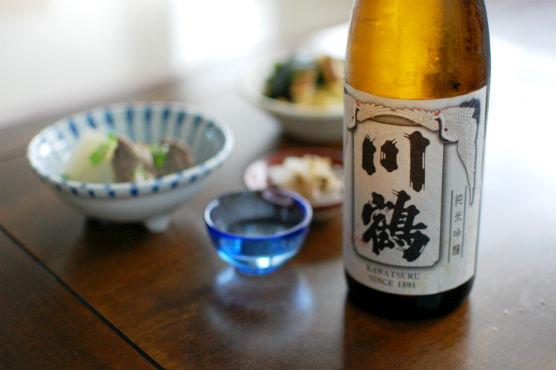 香川の酒 川鶴