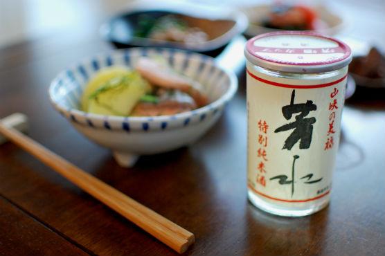徳島の酒 芳水