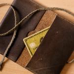 財布からいらないものが13点も発掘された。