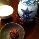 上野藪そばにてひとり蕎麦屋酒を楽しむ。
