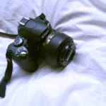 AF-S DX NIKKOR 35mm f/1.8Gが届いた。
