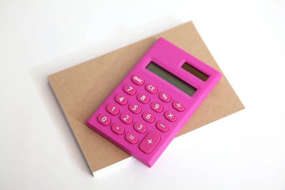 pinkcalculator