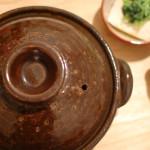 材料2つの鍋料理 11/6 キャベツと豚肉の鍋。