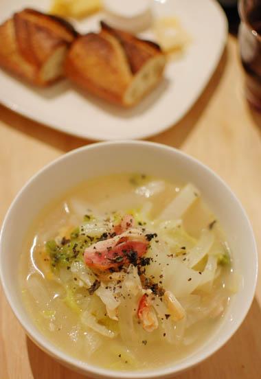VIRON バケット スープ 141219d