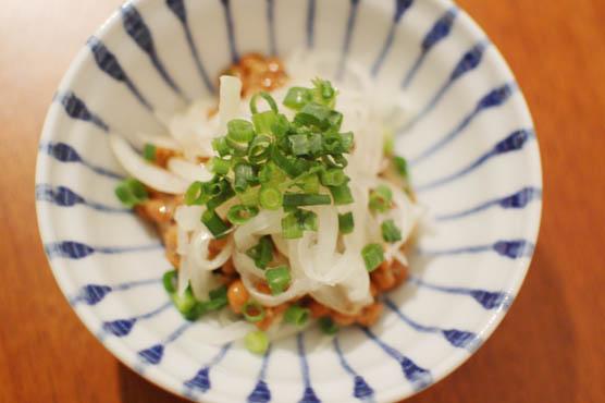 玉ねぎ納豆 レシピ 141228d6