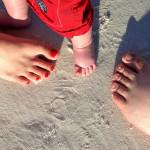 つらい巻き爪、足底の角質化が改善する簡単な方法。