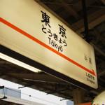 東京駅での待ち合わせ場所 外国人の場合。