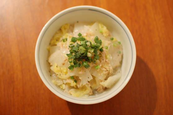 春雨入り白菜とツナのあっさり煮 レシピ