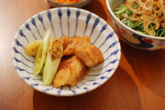 鶏のくわ焼き献立 日本酒に合う