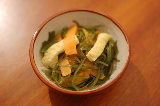 切り昆布の煮物 レシピ