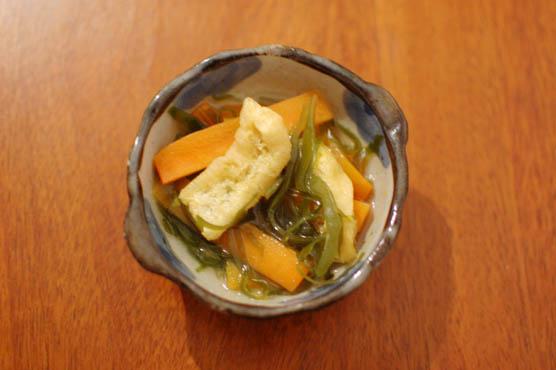 切り昆布の煮物 常備菜