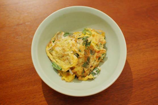 セロリ卵 レシピ
