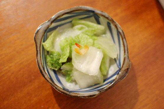 柚子白菜 レシピ