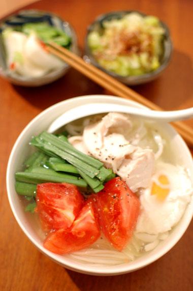 こんにゃく麺を使った料理 レシピ
