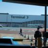 預け荷物20kgの目安と成田空港の電源カフェ。
