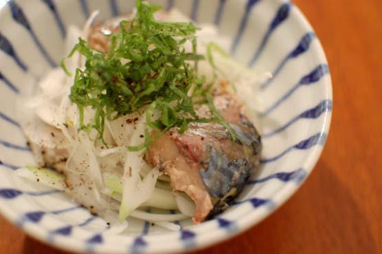 鯖水煮缶 レシピ