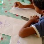 セブ島の孤児院訪問で彼らは何を感じたか。セブ島親子留学体験記。